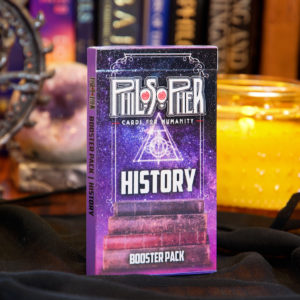 History (Controversial History) Booster Pack