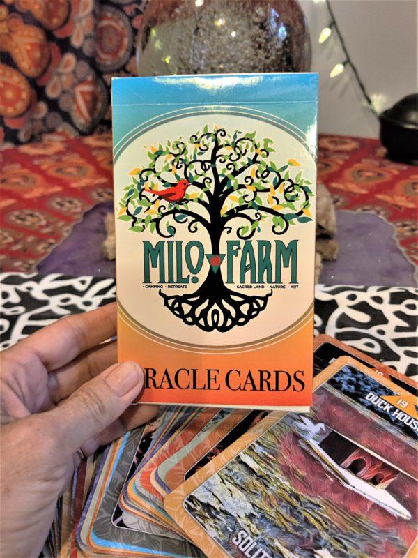 Milo Farm Oracle Cards